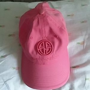 Simply Southern Pink Adjustable Hat